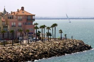 Playa de Puerto Sherry