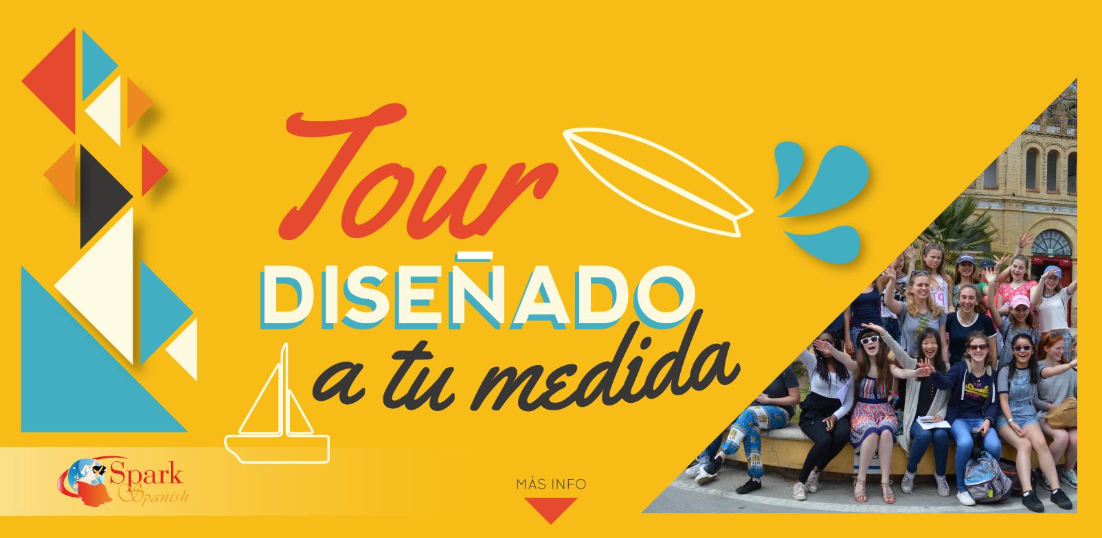 Tour diseñado a tu manera