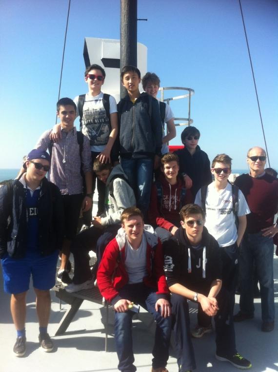 Ferry a Cádiz