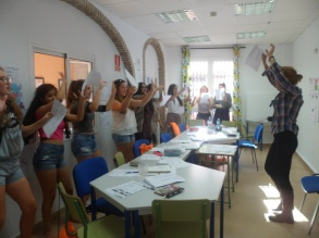 Actividades divertidas en clase