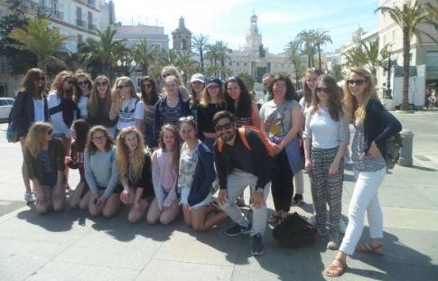 Excursión Cadiz