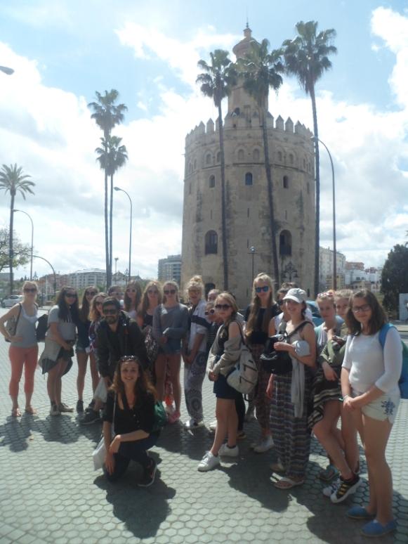 Excursión Sevilla