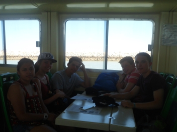 Ferry to Cadiz