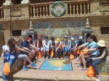 City trip Sevilla
